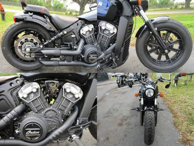 2021 Indian Scout indian, scout, bobber, indian scout, scout bobber, Blue new for sale