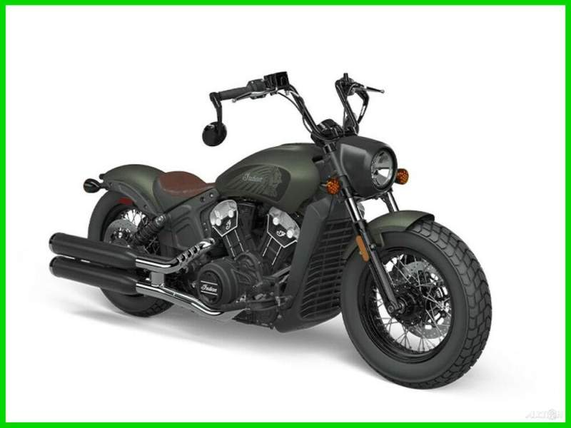 2021 Indian Scout Bobber Twenty ABS Sagebrush Smoke  new for sale
