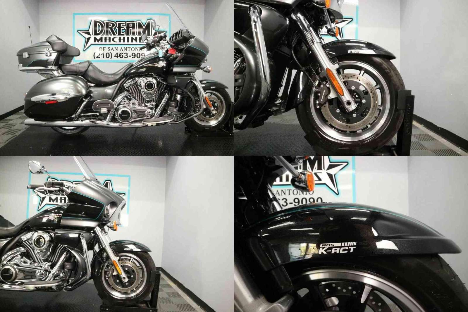 2021 Kawasaki Vulcan 1700 Voyager ABS Gray new for sale