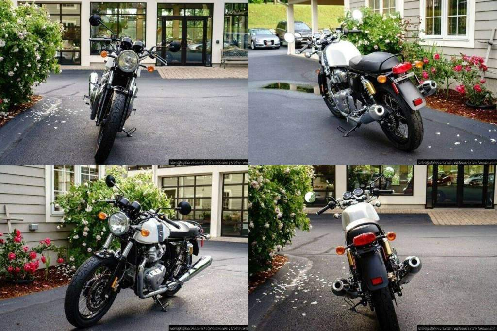2021 Royal Enfield Continental GT 650 Ice Queen for sale craigslist