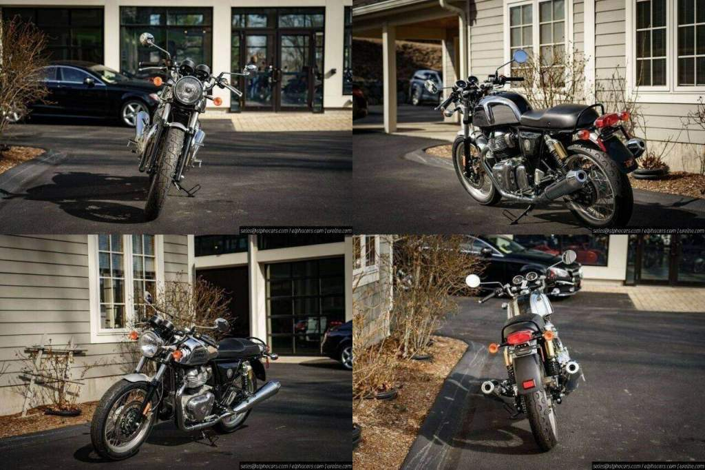 2021 Royal Enfield Continental GT 650 Mr Clean for sale craigslist