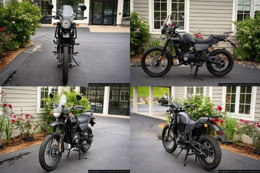 2021 Royal Enfield Himalayan Granite Granite new for sale
