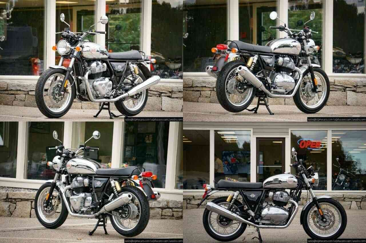 2021 Royal Enfield Interceptor INT650 Glitter & Dust Glitter & Dust new for sale