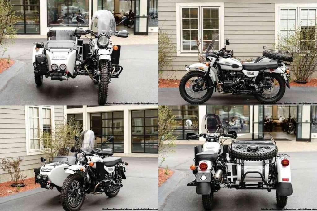 2021 Ural Gear Up Overland 006 White new for sale