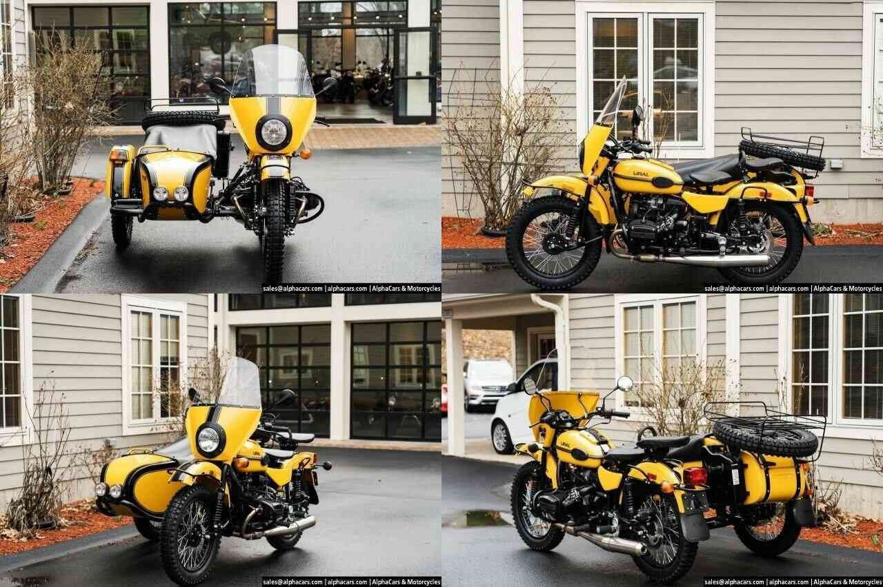 2021 Ural Gear Up Yellow & Black for sale craigslist