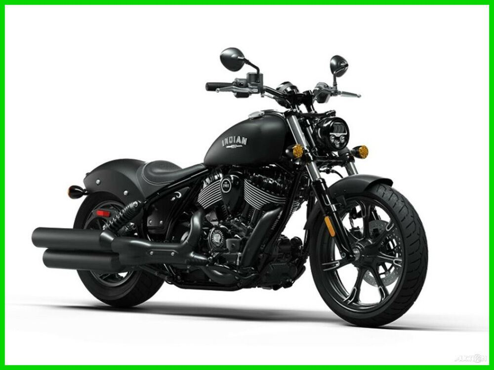 2022 Indian Chief Dark Horse Black Smoke BLACK SMOKE new for sale