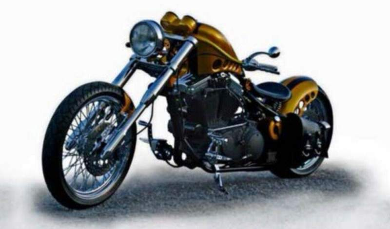 1975 Harley-Davidson Other Gold used for sale usa