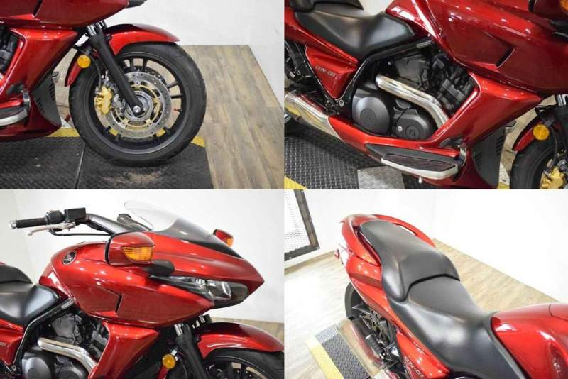 2009 Honda DN-01 Red used for sale craigslist