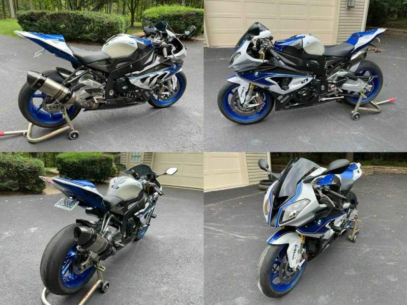 2014 BMW HP4 Competition  for sale craigslist