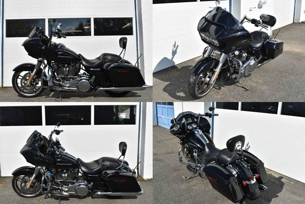 2017 Harley-Davidson Touring Road Glide® Special Black used for sale usa