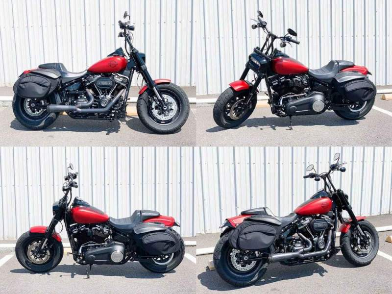 2019 Harley-Davidson Softail Fat Bob® 114 FXFBS w/ 4,990 Miles + Many Extras!! 4990 used for sale craigslist