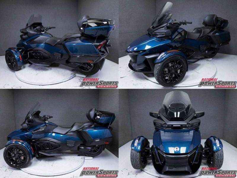 2021 Can Am SPYDER RT LIMITED SE6 W/ABS  for sale craigslist