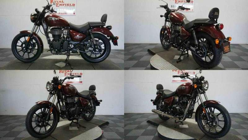 2021 Royal Enfield METEOR RETRO FUN TO RIDE!!! for sale craigslist