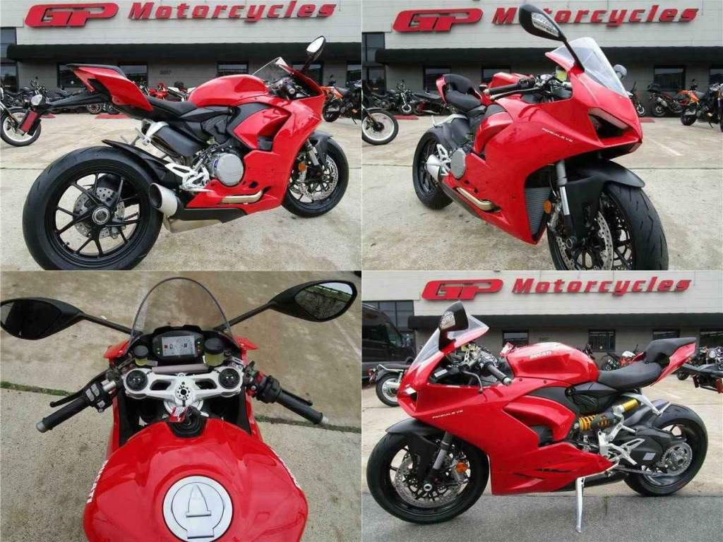 2022 Ducati Panigale V2 Red new for sale