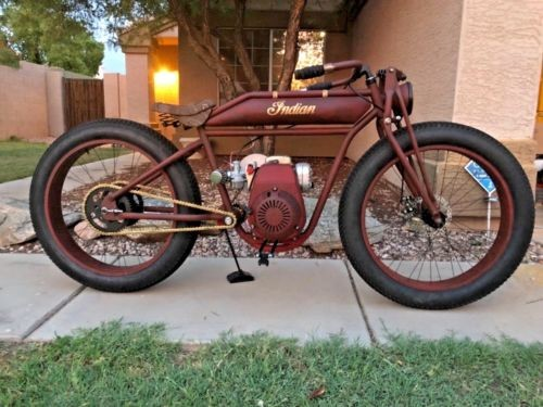 1915 Indian Single cylinder Antique red craigslist