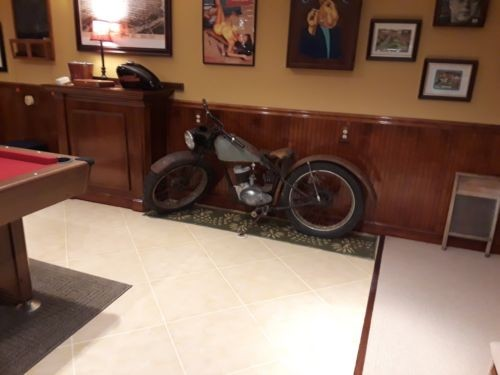 1949 Harley-Davidson single cyclinder 125cc for sale craigslist