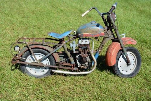 1950 Other Makes Powell P81 Blue for sale