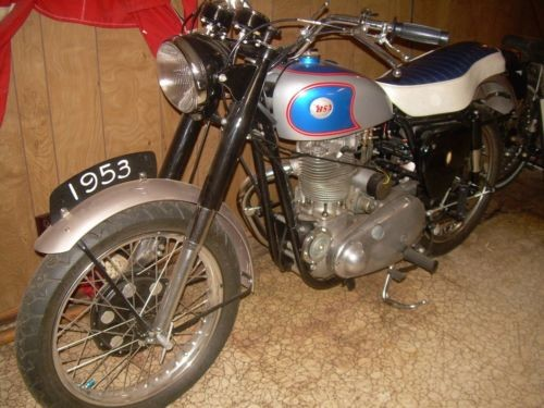 1953 BSA Gold Star Blue for sale