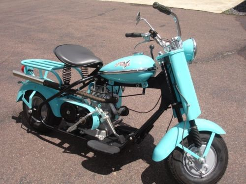 1955 Cushman eagle blue craigslist