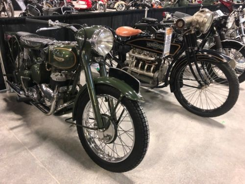 1956 Triumph TRW Green for sale craigslist