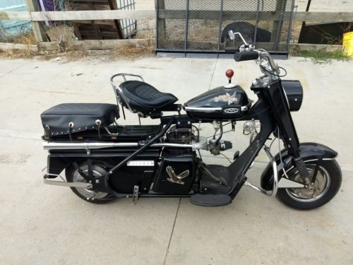 1962 Cushman Super Eagle for sale craigslist