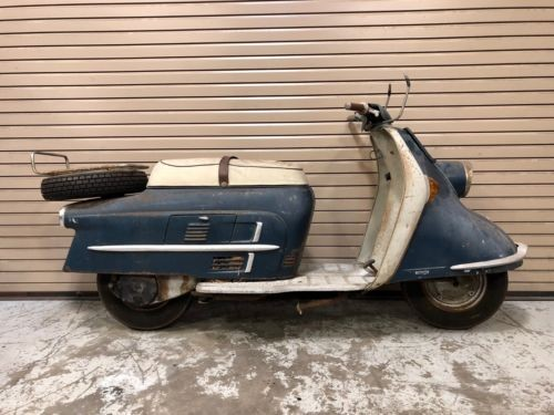 1962 Other Makes Heinkel 103 A-2 Blue for sale craigslist
