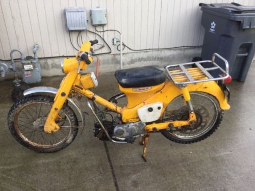 1963 Honda Other Yellow craigslist