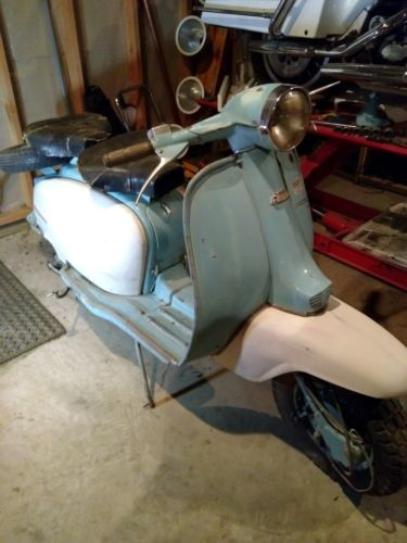 1963 Other Makes Li 125 White/blue for sale