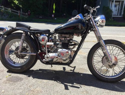 1963 Triumph Trophy for sale