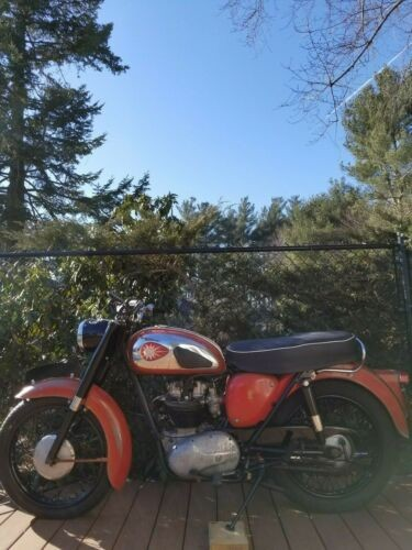 1965 BSA B40 for sale craigslist