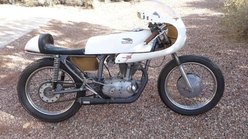 1965 Ducati 250 Monza White for sale