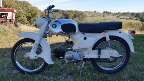 1966 Honda CA White for sale craigslist