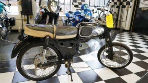 1966 Honda CL Black for sale craigslist