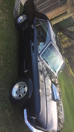 1968 American Classic Motors Mustang Black for sale craigslist