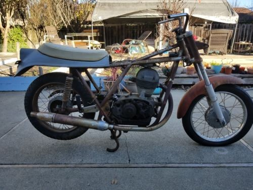 1968 Benelli Mojave Blue for sale