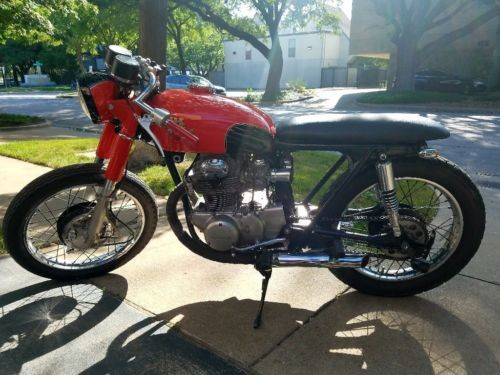 1968 Custom Built Motorcycles Other Red for sale craigslist