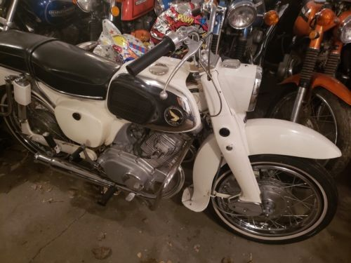 1968 Honda CA for sale craigslist