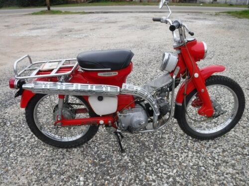1968 Honda CT for sale craigslist