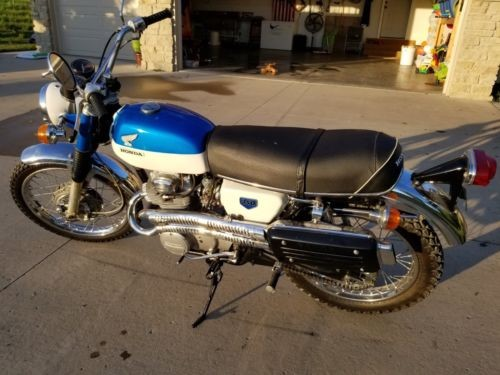 1968 Honda Other Blue craigslist