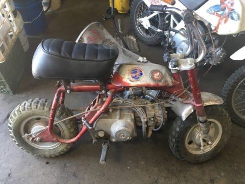 1968 Honda Other Red craigslist