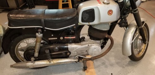 1968 Other Makes 250cc Grey for sale