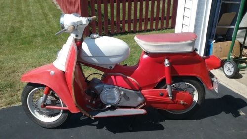 1968 Other Makes 810 94 390 red/white for sale
