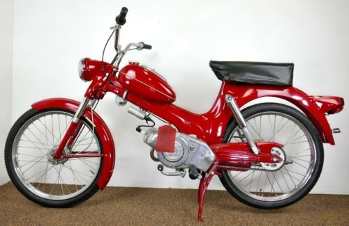 1968 Other Makes Campus 50 Red for sale craigslist