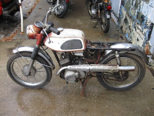 1968 Yamaha AS1C Red / White for sale craigslist