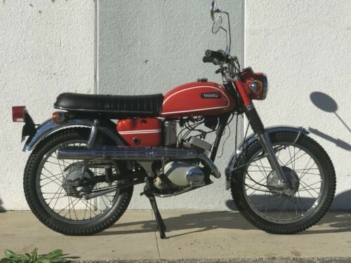 1968 Yamaha AS2C California Orange craigslist
