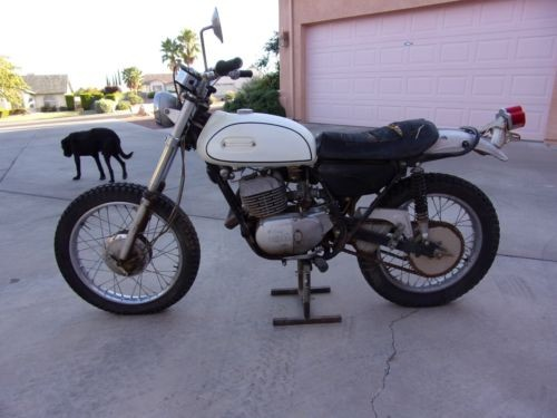 1968 Yamaha DT1 for sale craigslist