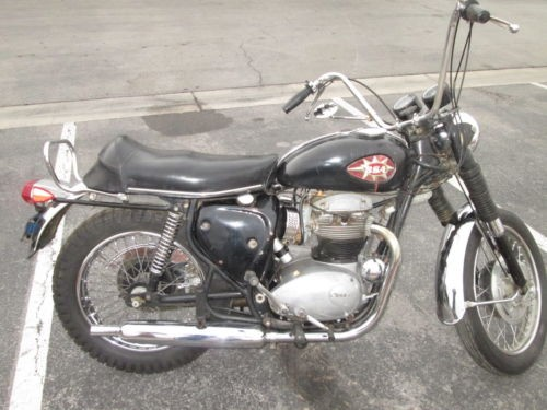 1969 BSA LIGHTNING Black for sale