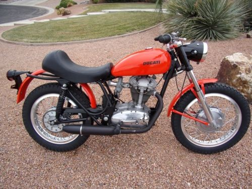 1969 Ducati 350 scrambler Orange craigslist