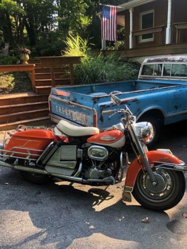1969 Harley-Davidson FLH for sale craigslist