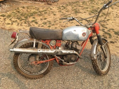 1969 Hodaka Ace 100 Red for sale
